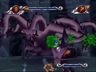Screenshot Thumbnail / Media File 1 for Disney's Hercules [U]